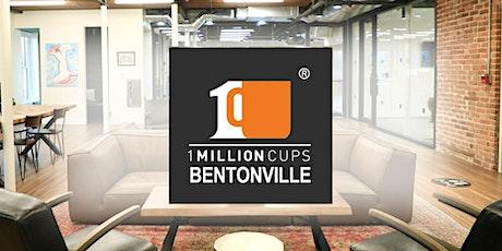 1 Million Cups-Bentonville tickets
