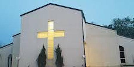 Mount Zion of Ama Sunday Service tickets
