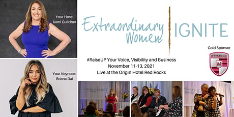 Extraordinary Women Ignite Conference tickets
