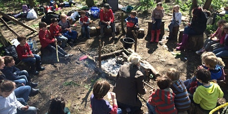 School holiday Forest school session 3 tickets