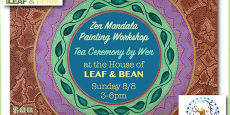 Zen Mandala Painting Workshop tickets
