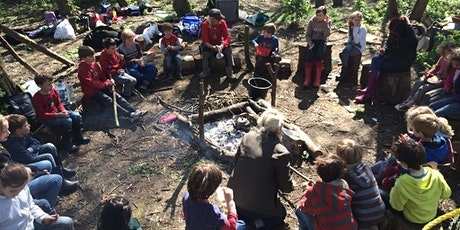 School holiday Forest School session 4 tickets