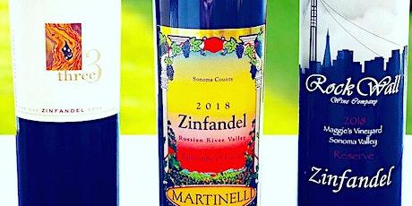 Blind Tasting of Zinfandel Wines with Svetlana Yanushkevich, DWS tickets