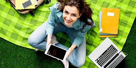 Creative Writing for Teens -  Virtual Camp tickets