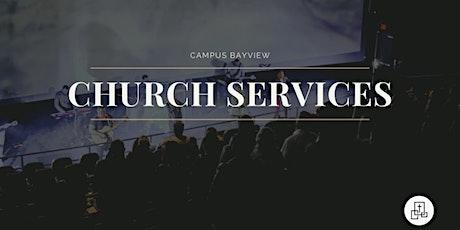 Church Services tickets