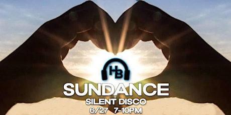 Heartbeat Silent Disco | SUNDANCE | PDX | June 27th  | 7-10pm tickets
