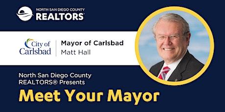 Meet Your Mayor, Breakfast with Matt Hall tickets