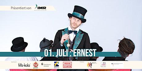 Ernest - Open Air tickets