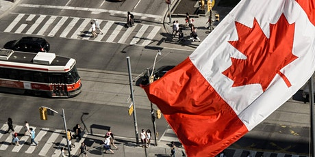 2021 Canada Day in TO tickets