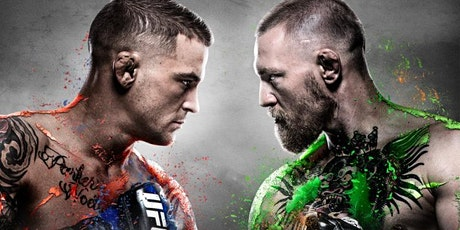 Poirier vs McGregor 3 tickets