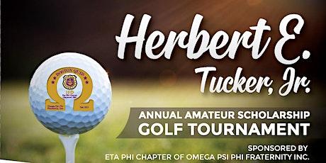 Herbert E. Tucker Jr. Annual Amateur Scholarship Golf Tournament tickets