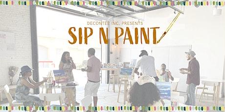 Brooklyn Sip N Paint tickets