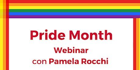Pride Month Webinar entradas