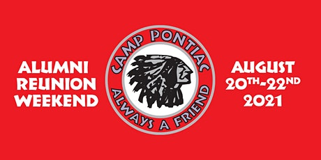 Camp Pontiac's  Alumni Reunion Weekend for Friends & Family tickets