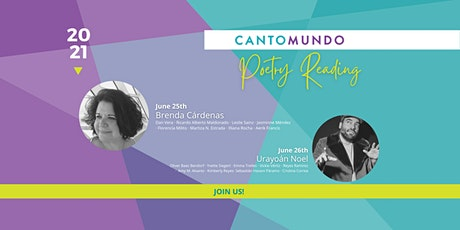 CantoMundo Poetry Reading tickets