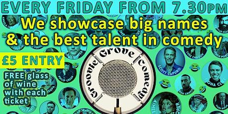 Groovie Grove Comedy Friday tickets
