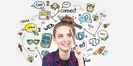 Digital Identities- Camp for Teens Ireland (Online) tickets
