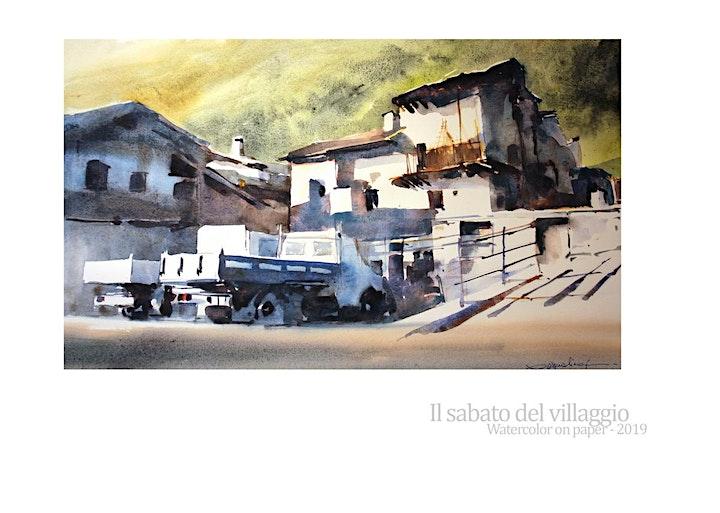 Imagen de Demo de Acuarela Pasqualino Fracasso - Artista italiano
