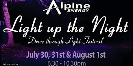 LIGHT UP THE NIGHT 2.0 tickets