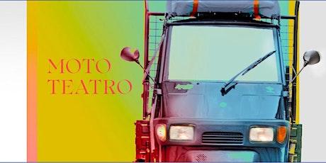 MotoTeatro - Pasolini, la città e il senso dell'essere al mondo biglietti