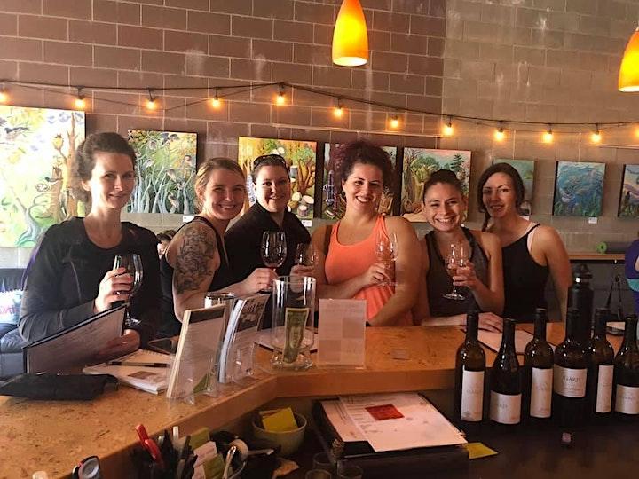 Yoga + Wine at Gard Vintners Woodinville image