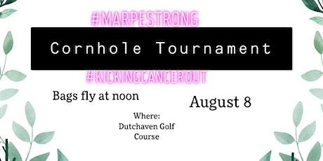 Cornhole Tournament for Jen Marpe tickets