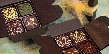 Practice Self Care with an Indulgent Chocolate Tasting tickets