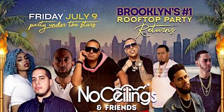 NO CEILINGS Presents : Sunset Rooftop w/ DJ CAMILO · DJ PEREIRA & Friends! tickets