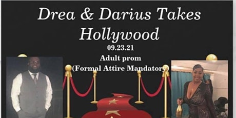 Drea & Dee Take Hollywood Adult Prom tickets