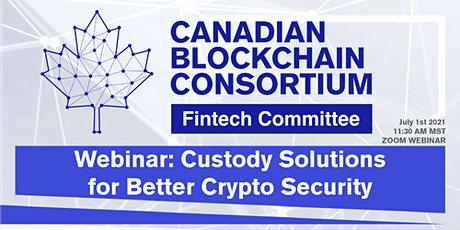 Custody Solutions for Better Crypto Security tickets