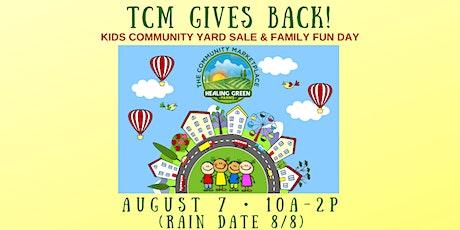 TCM Gives Back tickets