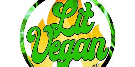 Lit Vegan Chicago Grand Opening tickets
