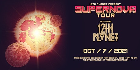 12TH PLANET @ Treehouse Miami tickets
