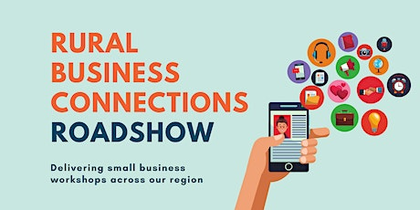 Rural Business Connections One Day Social Media Masterclass BOORT tickets