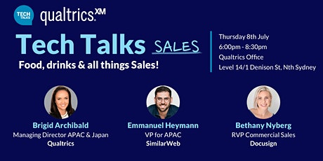 Tech Talks Sales tickets