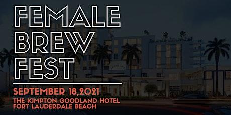FemAle Brew Fest 2021 tickets