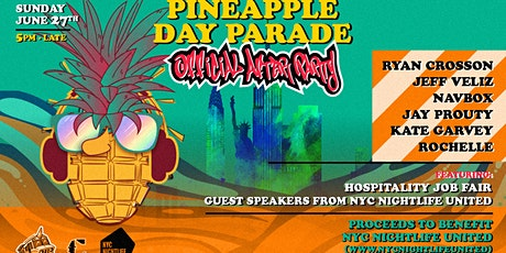 Pineapple Day Parade // Official Afterparty tickets