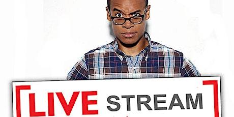 Jordan Carlos, Shane Torres, Erica Spera,  Live-Stream Comedy Show! tickets