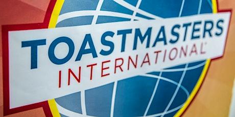 Toastmasters Open Night tickets