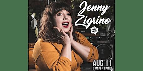 Jenny Zigrino: Live Stand-up Comedy tickets
