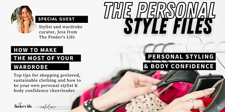 The Personal Style Files tickets