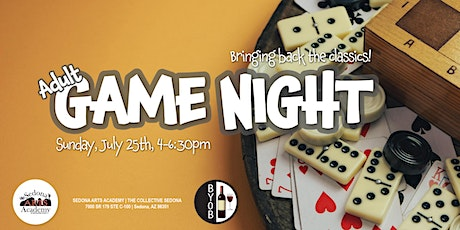 Adult Game Night - Bringing Back the Classics tickets