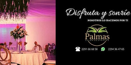 """Degustación """"Salón Palmas"""" boletos"""