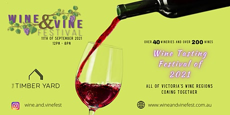 Wine and Vine Festival tickets