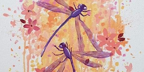 Purple Dragonflies tickets