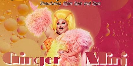 Ginger Minj at Hamburger Marys Grand Rapids tickets