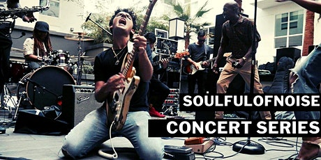 SoulfulofNoise Concert Series tickets
