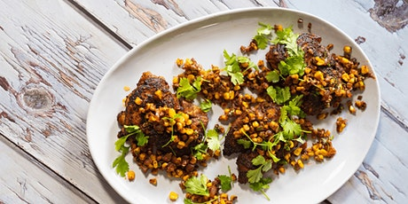 GIVEAWAY! Plus FREE Cooking Class: Blackened Fish + Street Corn Style Salsa tickets