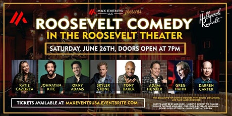 Stand-up Comedy's HEADLINER'S BALL tickets