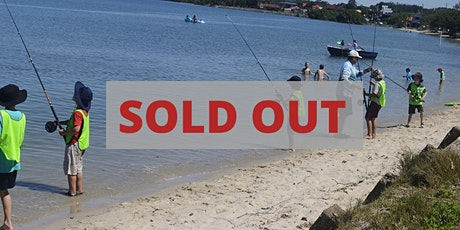 SOLD OUT - Kids and Families Fishing Lesson - Victoria Point tickets